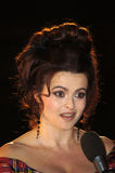 Helena Bonham Carter At The King's Speech Stock Photos