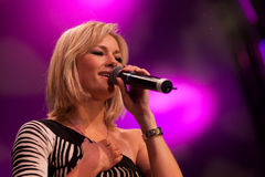 Helene Fischer Stock Photo