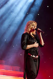 Helene Fischer in concert Royalty Free Stock Photo