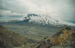Helens della st di Mt. Fotografia Stock