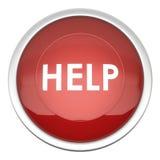 Helfen Sie zu knöpfen Stockbild