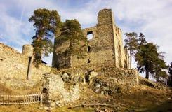 Helfenburk castle, Czech Republic. Helfenburk castle, South Bohemian region. Czech Republic stock photos