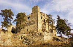Helfenburk castle, Czech Republic. Helfenburk castle, South Bohemian region. Czech Republic stock photography