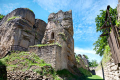 Helfenburk slott, Bohemia, Tjeckien, Europa Arkivfoto