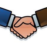 Helfende Hand Lizenzfreies Stockfoto
