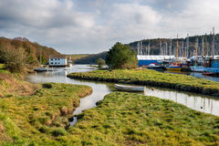 The Helford River Stock Photos