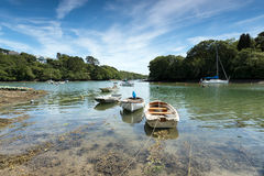 The Helford River Stock Photography