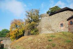Helfstyn castle Royalty Free Stock Image