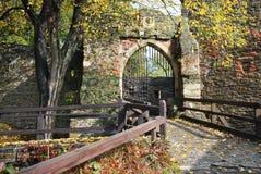 Helfstyn castle Royalty Free Stock Photography
