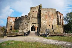 Helfstyn castle Royalty Free Stock Photo
