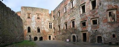 Helfstyn castle Stock Image