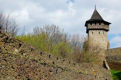 Helfstyn Castle tower Stock Photography