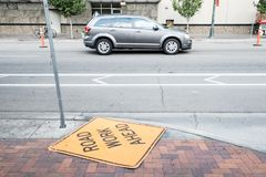 Helg i Boise, Idaho Royaltyfri Bild