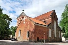 helga kyrkatrefaldighets Royaltyfria Foton
