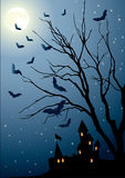 helgdagsafton halloween Royaltyfri Bild