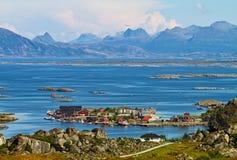 Helgeland coast Stock Photos