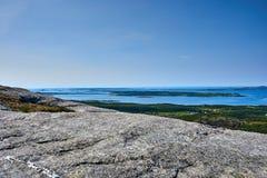 Helgeland - la Norvegia Immagini Stock Libere da Diritti