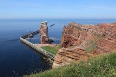 Helgoland Zdjęcie Stock