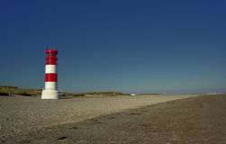 Helgoland - a german beautiful island. Germany stock image