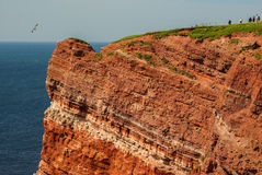 Helgoland - German Island In The North Sea Royalty Free Stock Images