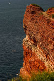 Helgoland - German island in the North sea. Helgoland - German paradise island in the North sea stock photo