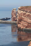 Helgoland Stock Photo