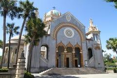 Helgon Augustine Memorial Presbyterian Church Arkivfoton