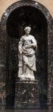 Helgon Barbara 1580-1585 Arkivbilder
