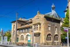 Helgon Bruno Church i Bordeaux, Frankrike Arkivfoton