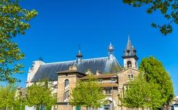 Helgon Bruno Church i Bordeaux, Frankrike Arkivbilder