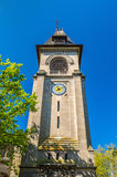 Helgon Bruno Church i Bordeaux, Frankrike Royaltyfria Bilder