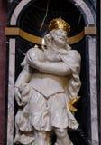 Helgon Charlemagne arkivbilder