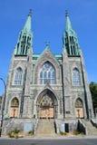Helgon-Edouard kyrka Fotografering för Bildbyråer