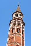 Helgon Gotthard av den Hildesheim kyrkan i Milan Fotografering för Bildbyråer