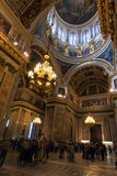 Helgon Isaac Cathedral, St Petersburg, Ryssland Royaltyfria Foton