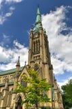 Helgon James Church - Toronto, Kanada Fotografering för Bildbyråer