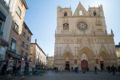 Helgon Jean Cathedral Fotografering för Bildbyråer