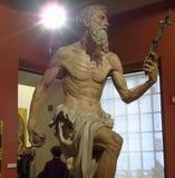Helgon Jeronimo av Pietro Torrigiano royaltyfria foton