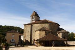 Helgon John Church Saint-Jean de Cole Arkivbilder