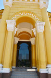 Helgon Joseph Catholic Church, Ayutthaya Thailand Arkivbilder