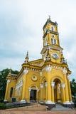 Helgon Joseph Church Ayutthaya Royaltyfri Bild