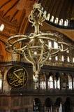 Helgon Lucy i Istanbul fotografering för bildbyråer