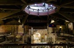Helgon Mary Grotto av förklaringdomkyrkan Royaltyfri Bild