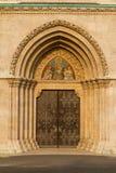 Helgon Matthias Church Royaltyfri Foto