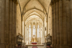 Helgon Michael Roman Catholic Cathedral Inside Royaltyfri Foto