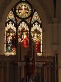 Helgon Thomas Basilica 1 royaltyfri fotografi