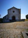 Helgon Vincent Church Royaltyfri Fotografi