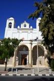 HelgonCatherine katolsk kyrka Arkivbilder