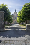 HelgonCatherines kapell, Dinan, Frankrike Arkivfoto