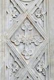 HelgonFrancesco Cathedral yttre detalj Gaeta royaltyfri bild